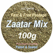 ZAATAR - ZA'ATAR - ZATAR MIX 100g  (resealable bag) - ozSpice