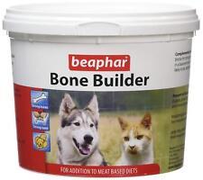 Beaphar Bone Builder 500g Dog Healthy Bones Contains Calcium & Phosphorus