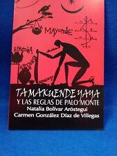Libro LAS REGLAS DE PALO MONTE religion yoruba IFA MAYONBE KINBISA
