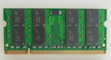 Barrette mémoire SoDimm 256 Mo DDR-266 PC2100 pour portable