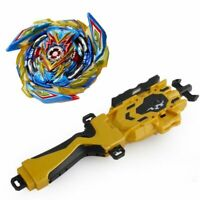Beyblade Burst SuperKing Booster B-163 Brave Valkyrie.Ev' 2A -With Launcher Grip