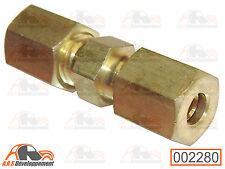 RACCORD NEUF réparation tuyau frein 4,5mm Citroen 2CV DYANE MEHARI AMI8  -2280-