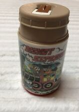 VINTAGE Disney Express Train Drink Cup 1979 Aladdin Warm Cold *Read
