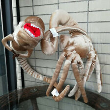 "2X Alien Broken Chest 43"" And Facehugger 18"" Plush Toys Chestburster Collection"