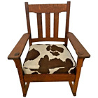 Authentic Stickley Brothers Rocking Chair Quaint Furniture Arts & Crafts c. 1898