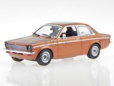 Opel Kadett C 2-door 1974 browne modelcar 940045600 Maxichamps 1:43