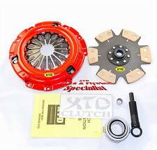 XTD STAGE 4 UNSPRUNG CLUTCH KIT 2003-2008 MAZDA 6 2.3L DOHC 4CYL