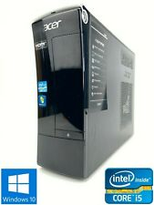 Acer Aspire X3990 - 500GB HDD, Intel Core i5-2320, 8GB RAM - Win 10 Home