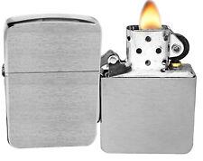 Zippo Lighter 24096 1941 Replica Black Ice Windproof NEW
