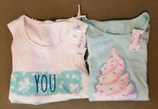 The Childrens Place Medium M 7/8 Girls Short Sleeve Sleeveless Tasssels Sequins