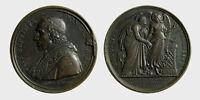 s540_6)  Medaglia Pio VII 1800-1823 AN XV Renovatvm Prodigivm ESCRESCENZA CONIO