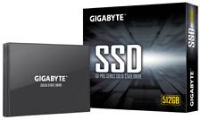 """GIGABYTE 512GB Internal Solid State Drive SSD 2.5"""" SATA III 3D TLC NAND (500GB)"""