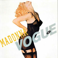 MADONNA - Vogue EP (CD 1990) Japan