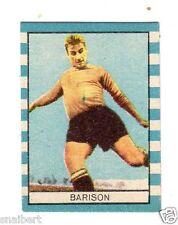 CALCIO   FIGURINA   CALCIATORI    STELLA  1959-60   GENOA  BARISON