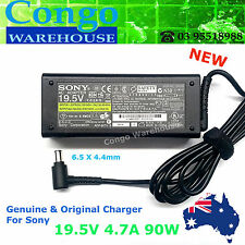 Genuine 19.5V 90W Charger Adapter For Sony VIAO VGP-AC19V26 VGP-AC19V32 AC19V27