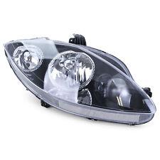 Scheinwerfer H1 H7 schwarz rechts für Seat Leon 1P1 05-09 Altea Toledo 5P 04-06