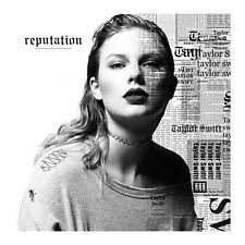 TAYLOR SWIFT (REPUTATION CD - SEALED + FREE POST)