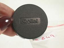 Ori Rollei 35 S SE Rolleiflex Ersatzteil Spare Part Objektiv-Deckel Lens Cap (6)