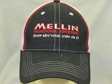 trucker hat baseball cap MELLIN PROMOTIONAL ADVERTISING rare rave cool vintage