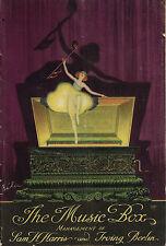"""Francine Larrimore """"CHICAGO"""" Dorothy Stickney / George Abbott 1927 Program"""