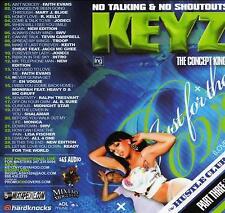 DJ KEYZ  CLASSIC 90'S R&B MIX CD VOL 3