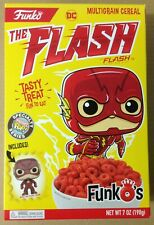 Flash cereal Funko Pop TV version prize toy new in sealed box