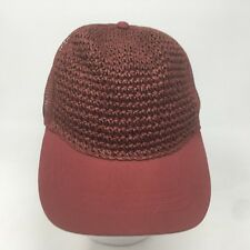Goodfellow & Co Men's Baseball Hat - Crocheted Front With Mesh Back One Size
