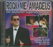Rock me Amadeus-Die deutschen Superhits der 80er Falco, DÖF, Ingrid Peter.. [CD]