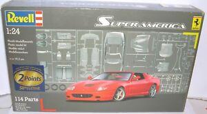 Revell 07391 Kit 1/24 Ferrari Superamerica