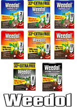 Weedol Pathclear Rootkill Ultra Tough Weedkiller Liquid Concentrate Weed Killer