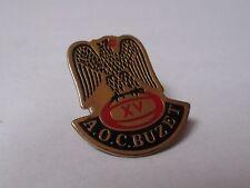 Pin's rugby / AOC Buzet XV (époxy)