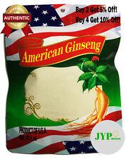100% Pure American Ginseng Root Powder, Ginseng Powder, Grade A Endurance (4 OZ)