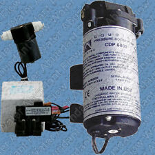 Aquatec Cdp 6800 Booster Pump Upgrade Kit for reverse osmosis with Eso & Tso