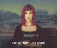 Cher Dov'è l'amore (1999, CD1) [Maxi-CD]