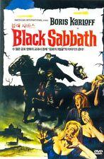 BLACK SABBATH, I Tre Volti Della Paura (1963) DVD -Boris Karloff (New & Sealed)