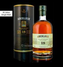 ABERLOUR 18 Jahre Single Malt Scotch Whisky - Highland Speyside Schottland