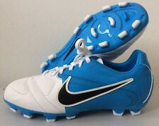 Nike Libretto CTR360 II FG Football Boots Boys UK 4 Leather 429538-140 T112