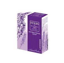 BioFresh HERBS OF BULGARIA Antibacterial Soap Men Natural Lavender Oil 100g