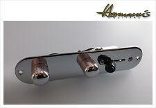 Telecaster Controll Plate, fully wired, voll verkabelt inkl. Potis und Schalter