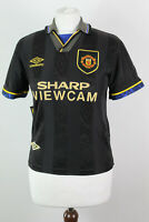 UMBRO Manchester United Football shirt size LB