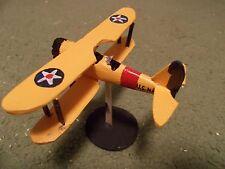 Built 1/100: American BOEING N2S STEARMAN Trainer Aircraft US Navy