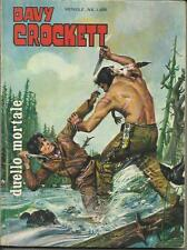 DAVY CROCKETT n° 4 (Edinational, 1975)