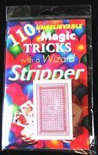 STRIPPER DECK KIT (TAPERED DECK) Magic Trick