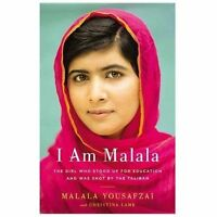 I Am Malala: The Girl Who Stood Up for Education and Was Shot by the Taliban, Yo