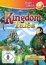 PC-Spiel KINGDOM TALES (Strategie Management) PC-Spiele aus Sammlung