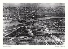 (19018) Postcard - Yankee Stadium - Aerial View - Modern card.