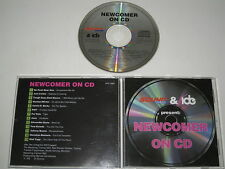 VARIOUS ARTISTS/NEWCOMER ON CD(PPV 1989)(SOUNDCHECK&IDE