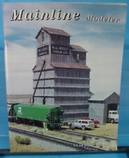 HO,S,N,O SCALE MAINLINE MODELER MAGAZINE JULY 1994 TABLE OF CONTENTS PICTURED