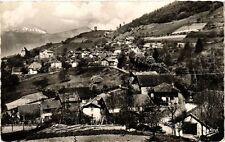 CPA  Les Belles Alpes..Laval (Isére) -Alt 605m.Vue générale et la Tour  (247262)