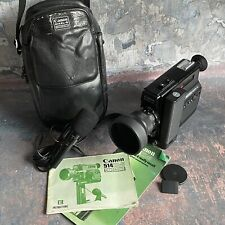 Near Mint Canon 514 XL-S Canosound Super 8 8mm Film Camera Motor/Meter Runs